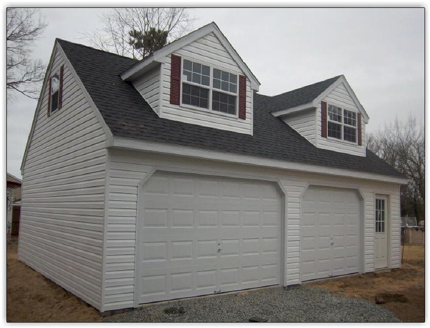 garages car garage amish virginia in story prefab site on two built