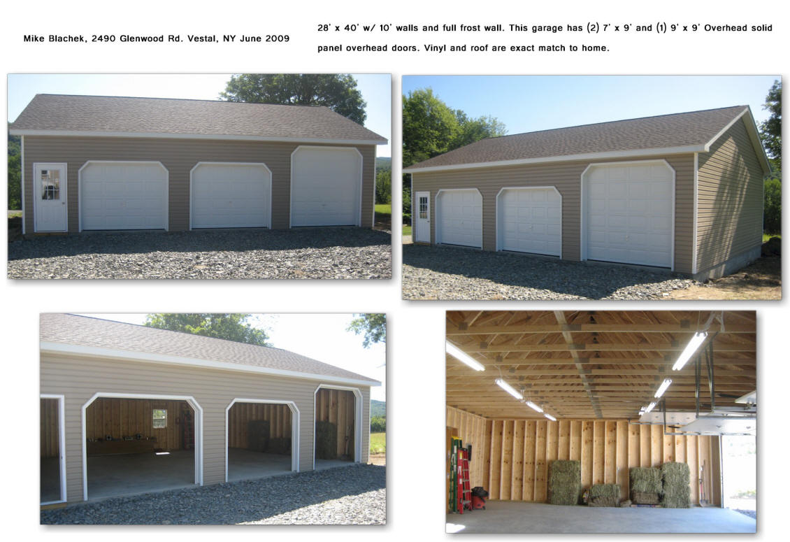 garages mike shed signature series quaker nj amish x sheds garage traditional clay