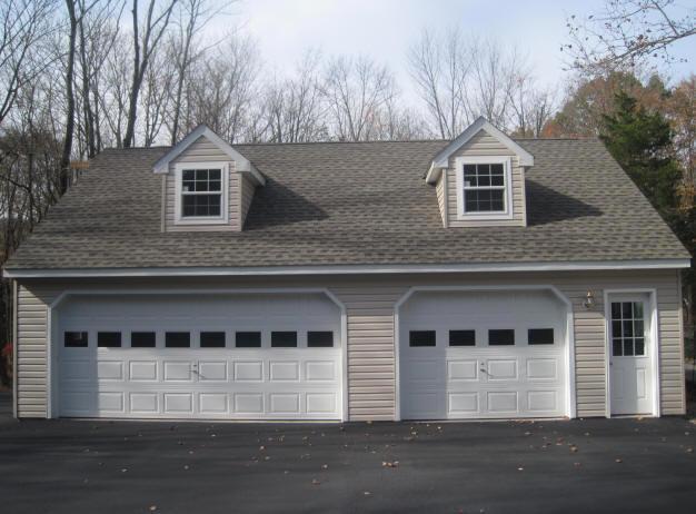 3car garage Harnack28x36 – 3 1 2 Car Garage Plans